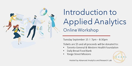 Introduction to Applied Analytics tickets