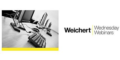 Creating the DOORS Listing Presentation in myWeichert (Wednesday Webinar) tickets