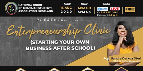 Entrepreneurship Clinic tickets