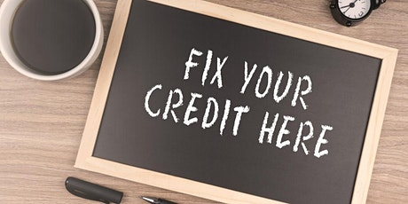 Free Credit Repair Program tickets