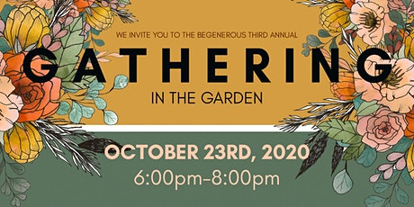 The Gathering in the Garden tickets