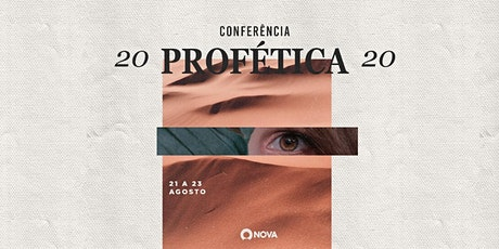 Conferência Profética ingressos