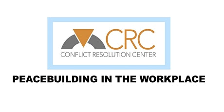 1. Introduction to Conflict -  1 of 6 in Webinar Series tickets