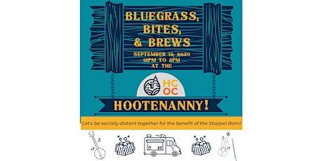 Bluegrass, Bites and Brews tickets
