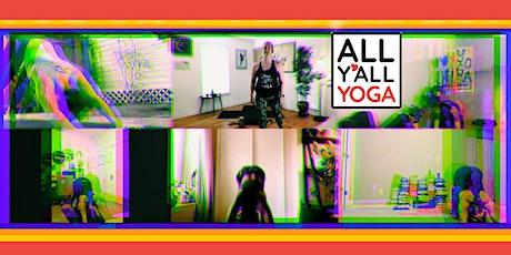 Baptiste Power Yoga @ All Y'All Yoga tickets