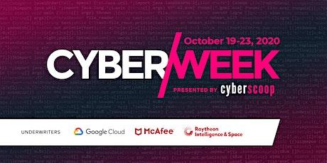 U.S. CyberWeek 2020 tickets