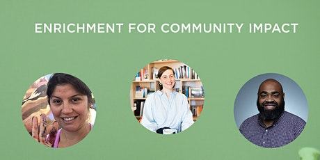 InterSectors: Education (Enrichment for Community Impact) tickets
