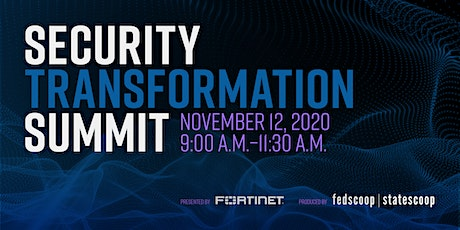 Security Transformation Summit 2020