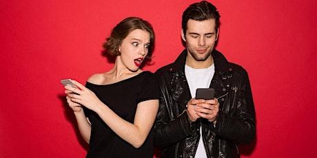 Webinar gratuito: ¿Por qué desconfías de tu pareja? 12hs entradas
