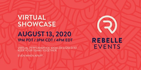 Virtual Event Showcase tickets
