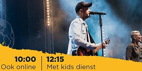 City Life Church Den Haag zondagdienst 16 augustus tickets