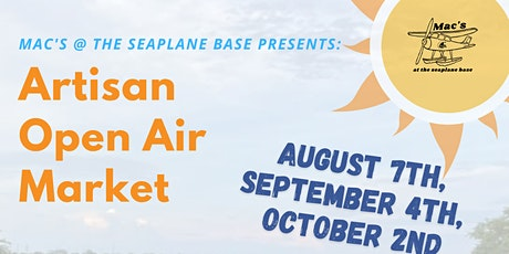 Artisan Open Air Market tickets