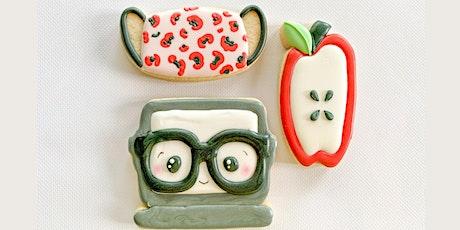 August Cookie Decorating Workshop tickets