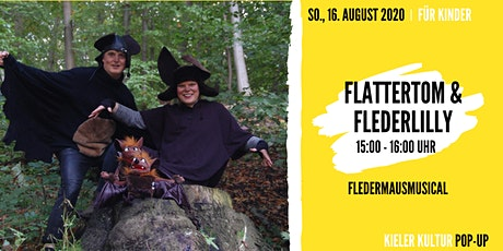 Flattertom und Flederlilly // Kinderprogramm Tickets