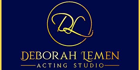 Deborah Lemen Acting Studio August Panel  tickets
