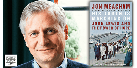 P&P Live! Jon Meacham | HIS TRUTH IS MARCHING ON tickets