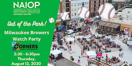 Out of the Park! Milwaukee Brewers Watch Party tickets