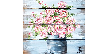 """Wit Cellars, Woodinville - """"Floral on Wood"""" tickets"""