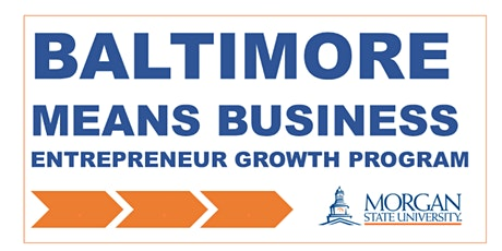 Baltimore Means Business Information Session tickets