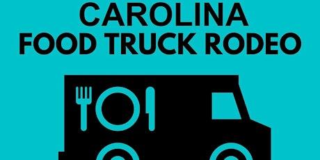 CAROLINA FOOD TRUCK RODEO tickets