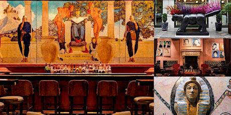 'The Hidden Art Treasures Inside NYC's Hotel Bars and Lobbies' Webinar tickets