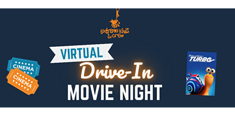 Virtual Drive-In Movie Night tickets