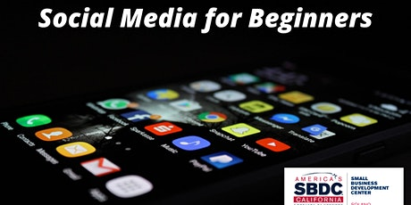 Social Media for Beginners tickets