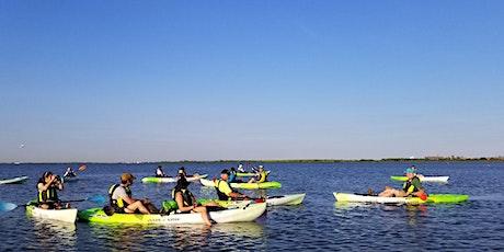 Discover Jamaica Bay Tour Series: Sunset Kayak Tour of Subway Island tickets