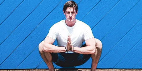 Virtual Power Yoga with Byron de Marsé x Decathlon USA tickets