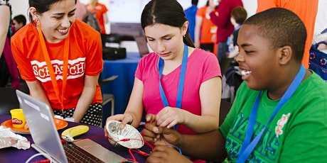Summer Coding Camp for Kids -Scratch, STEM (Age 6-12) tickets