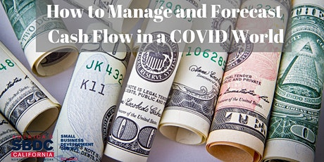 How to Manage and Forecast Cash Flow in a COVID World tickets