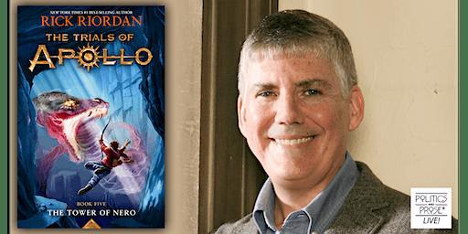 "Rick Riordan: ""The Tower of Nero"""