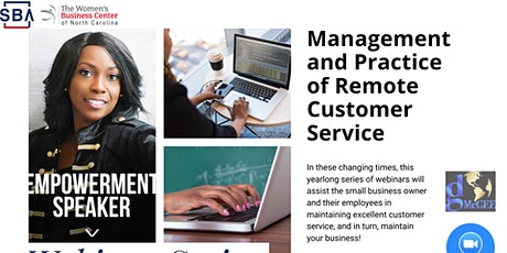Management and Practice of Remote Customer Service boletos