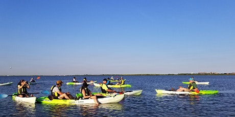 Discover Jamaica Bay Tour Series: Sunset Kayak Tour of Subway Island tickets