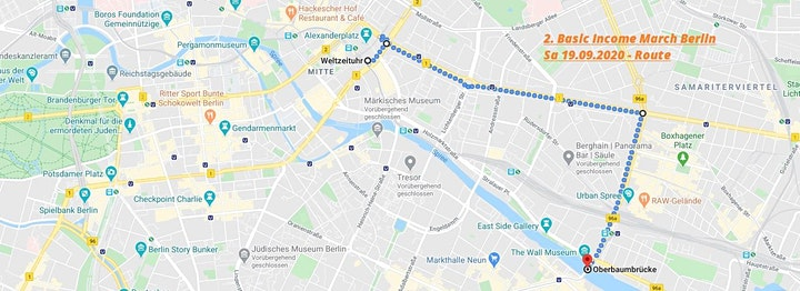 2. Basic Income March Berlin: Bild