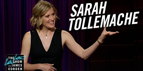 Sarah Tollemache LIVE from Comedy Central and Last Comic Standing tickets