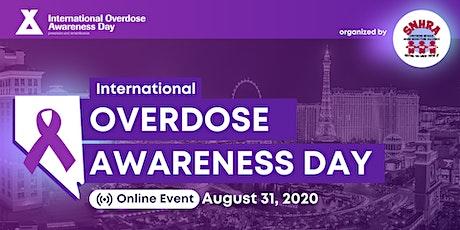 Nevada International Overdose Awareness Day 2020 tickets