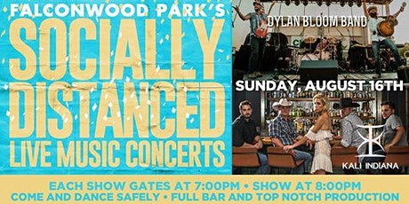 Dylan Bloom and Kali Indiana Drive-in Concert at Falconwood Park tickets