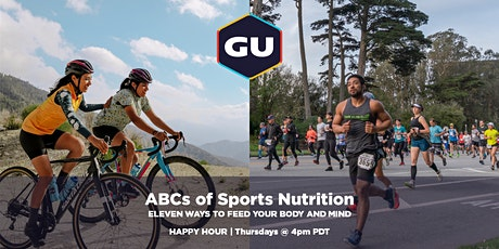 ABCs of Sports Nutrition – Eleven Ways To Feed Your Body And Mind tickets