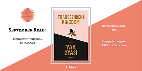 For Colored Girls Book Club: Transcendent Kingdom tickets