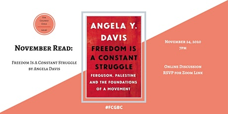 For Colored Girls Book Club: Freedom Is A Constant Struggle tickets