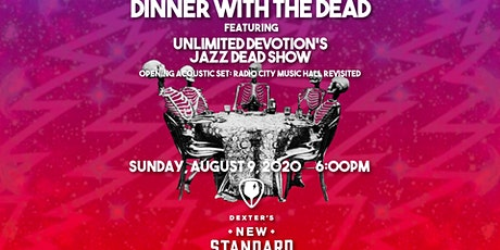 Dinner with The Dead tickets