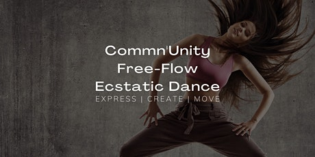 Comm'nUnity New Moon Ecstatic Dance (NOR) tickets