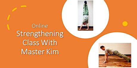 Strengthening Training: Get Stronger, Leaner, Healthier tickets