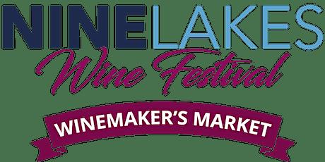 Nine Lakes Winemaker's Market 2020 tickets