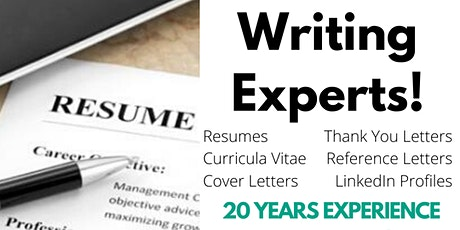 """""""How To Make Your Resume POP"""" Webinar tickets"""