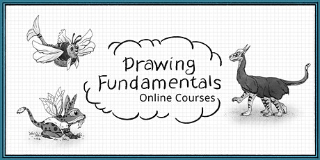 DRAWING FUNDAMENTALS - ​Animal & Creature Design tickets