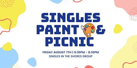 Singles Paint & Picnic Party tickets