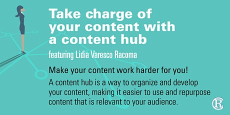 Take Charge of Your Content With a Content Hub tickets