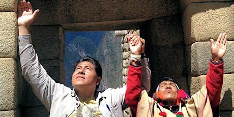 Private Healing Ceremony with Washington Gibaja tickets